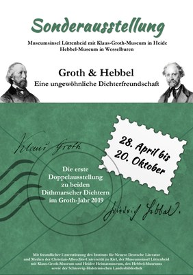 Sonderaustellung Groth & Hebbel