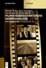 Filmwissenschaftliche Genreanalyse (Sammelband, De Gruyter 2013)