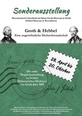 Plakat Hebbel Groth